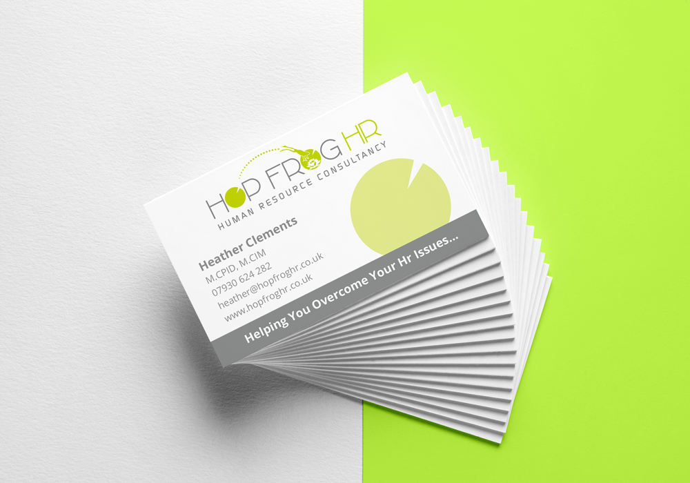 Business Card 400gsm Silk Matt Laminated | Creative Print Works