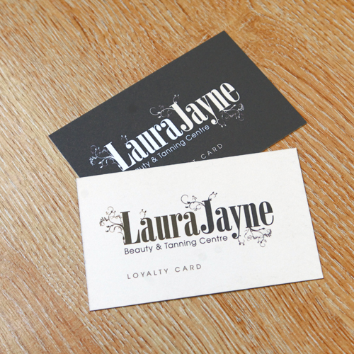 Business Card 300gsm Uncoated